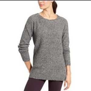 Athleta Mill Valley Yak Hair Wool Blend Sweater